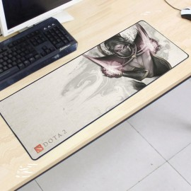 image of Dota2 DT05 80 x 30 x 0.2cm Gaming Mat Non-slip Anti Fray Stitching Mouse Pad