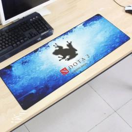 image of Dota2 DT09 80 x 30 x 0.2cm Gaming Mat Non-slip Anti Fray Stitching Mouse Pad
