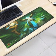 image of Dota2 DT117 80 x 30 x 0.2cm Gaming Mat Non-slip Anti Fray Stitching Mouse Pad