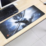 image of Dota2 DT93 80 x 30 x 0.2cm Gaming Mat Non-slip Anti Fray Stitching Mouse Pad