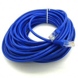 image of Zee-Cool 25M Cat5e Rj45 Networking Ethernet Cable Speed Up to 10/100 Mps
