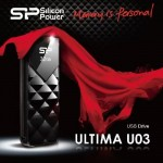 Silicon Power 8Gb Introduces Ultima U03 – Reinvent the Timeless Beauty of USB