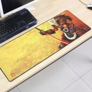 image of Dota2 DT41 -7-2 Gaming Mat Non-slip Anti Fray Stitching Mouse Pad