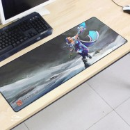 image of Dota2 DT99 80 x 30 x 0.2cm Gaming Mat Non-slip Anti Fray Stitching Mouse Pad