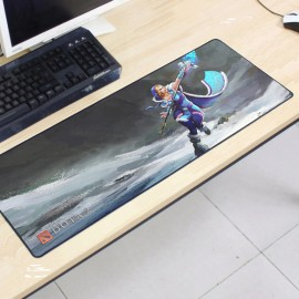 image of Dota2 DT99 80 x 30 x 0.2cm Gaming Mat Non-slip Anti Fray Stitching Mouse Pad