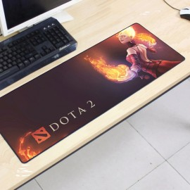 image of Dota2 DT109 80 x 30 x 0.2cm Gaming Mat Non-slip Anti Fray Stitching Mouse Pad