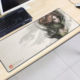 image of Dota2 DT04 80 x 30 x 0.2cm Gaming Mat Non-slip Anti Fray Stitching Mouse Pad