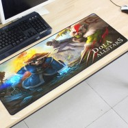 image of Dota2 DT159 80 x 30 x 0.2cm Gaming Mat Non-slip Anti Fray Stitching Mouse Pad
