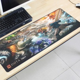 image of Dota2 DT170 80 x 30 x 0.2cm Gaming Mat Non-slip Anti Fray Stitching Mouse Pad