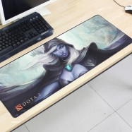 image of Dota2 DT39 80 x 30 x 0.2cm Gaming Mat Non-slip Anti Fray Stitching Mouse Pad