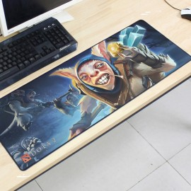 image of Dota2 DT106 80 x 30 x 0.2cm Gaming Mat Non-slip Anti Fray Stitching Mouse Pad