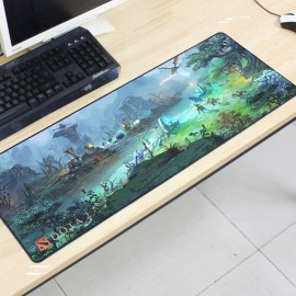 image of Dota2 DT111 -7-3 Gaming Mat Non-slip Anti Fray Stitching Mouse Pad