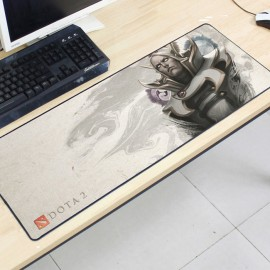 image of Dota2 DT03 80 x 30 x 0.2cm Gaming Mat Non-slip Anti Fray Stitching Mouse Pad