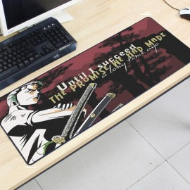image of One Piece OP34 -1-3 Gaming Mat Non-slip Anti Fray Stitching Mouse Pad