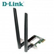 image of D-LINK DWA-582 Wireless AC1200mbps Dual Band PCI Express WiFi Adapter