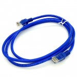 Zee-cool 1.5M Cat5e Rj45 Networking Ethernet Cable Speed Up to 10/100 Mps