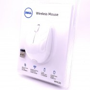 image of Official Dell WM126 Wireless Mouse Comfortable Design