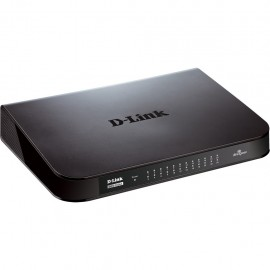 image of Official D-Link DGS-1024A DGS-1024A 24 Port Unmanaged Gigabit Switch