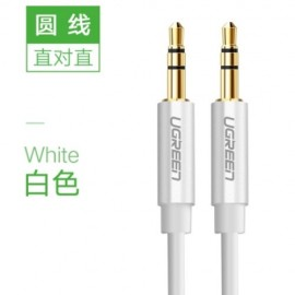 image of 0.5M UGreen av119 Premium male to male 3.5mm Aux audio cable