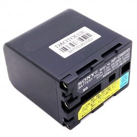 image of Sony Li-ion Battery NP-QM91D