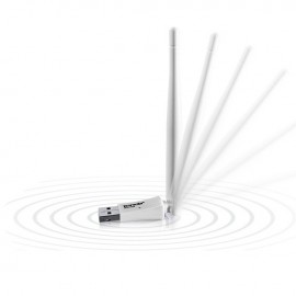 image of Official Tenda W311Ma 150Mbps Wireless N USB Adapter External Antennas