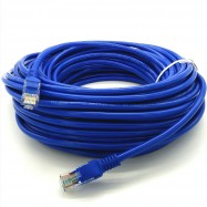 image of Zee-Cool 20M Cat5e Rj45 Networking Ethernet Cable Speed Up to 10/100 Mps (P4-1)