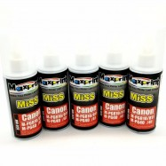 image of Maxprint 100ML High Quality Refill Ink for Canon Inkjet Printer Set of 5