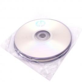 image of 10Pcs Official HP DVD-R 16X 4.7GB 120Min Bulk Pack