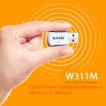 Official Tenda W311M 150MBPS Wireless N150 Nano USB Adapter