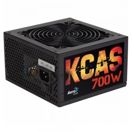 image of Official AeroCool KCAS 700w 80 Plus Bronze Power Supply