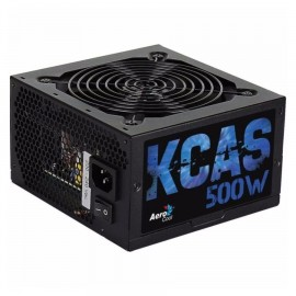 image of Official AeroCool KCAS 500w 80 Plus Bronze Power Supply