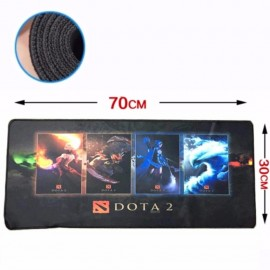 image of Dota2 DT00 70x30x0.2cm Gaming Mat Non-slip Anti Fray Stitching Mouse Pad