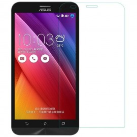 "image of Asus zenfone Max 5.5"" ZC550KL (Clear) Tempered Glass Screen Protector"