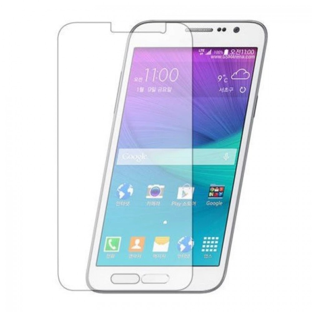 Samsung Galaxy J1 Ace Tempered Glass Screen Protector