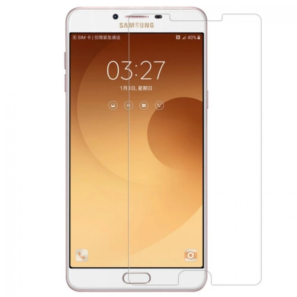 Samsung Galaxy C9 Pro Tempered Glass Screen Protector