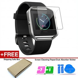 image of Fitbit Blaze Tempered Glass Screen Protector (T11-9)