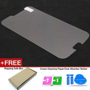 image of Samsung Galaxy Mega 6.3 Tempered Glass Screen Protector