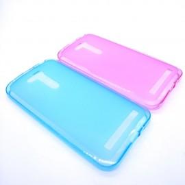 "image of Asus Zenfone Go Lite / Go 4.5"" ZB452KG Transparent TPU Silicone Soft Back Case"