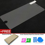image of Apple iPhone 6 Plus / iPhone 6s Plus Tempered Glass Screen Protector