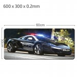 Need for Speed Gaming Mat Non-slip Anti Fray Stitching Beautiful Mouse Pad