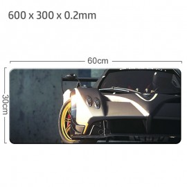 image of Need for Speed Gaming Mat Non-slip Anti Fray Stitching Beautiful Mouse Pad