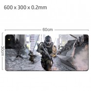 image of Call Of Duty Gaming Mat Non-slip Anti Fray Stitching Beautiful Mouse Pad