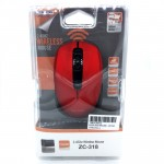 Official Zee-Cool Zc-318 2.4Ghz Wireless Optical Mouse With On/Off Button