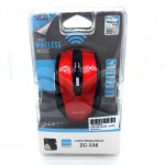 Official Zee-Cool Zc-338 2.4Ghz Wireless Optical Mouse With On/Off Button