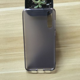 image of Huawei P20 Transparent TPU Silicone Soft Back Case