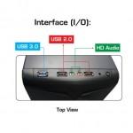 AVF EXTREMO 100 SERIES ACEX231-BG USB3.0 ATX Casing