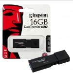 Official Kingston 16GB DataTraveler 100 Generation 3 USB 3.1 Gen 1/USB 3.0