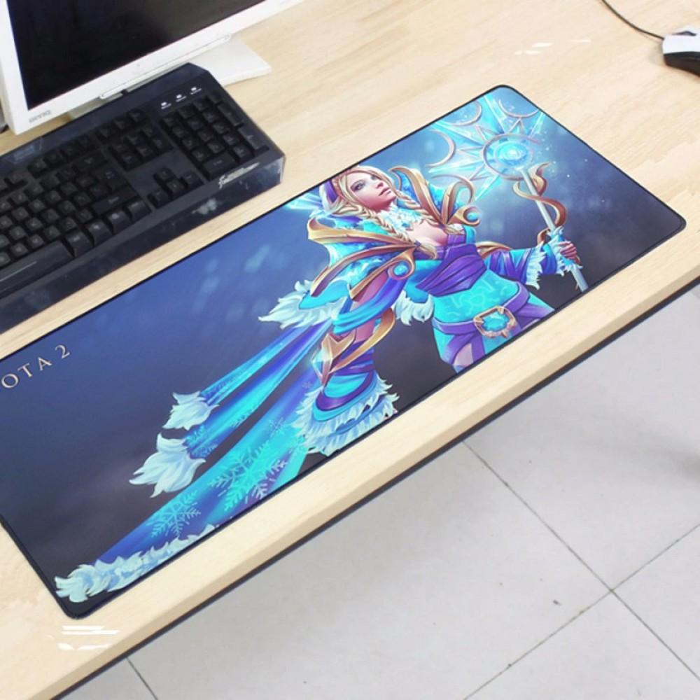 Dota2 DT54 -7-3 Gaming Mat Non-slip Anti Fray Stitching Mouse Pad
