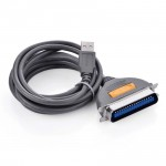 Ugreen 2M Usb To IEEE1284 Parallel Printer Cable