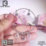 [Love Bijoux Cute Series] Cute Hello Kitty Baby Boy Bracelet BLB003